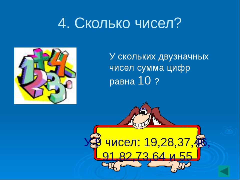 7. Найдите произведение наибольшего и наименьшего двузначных чисел? 990