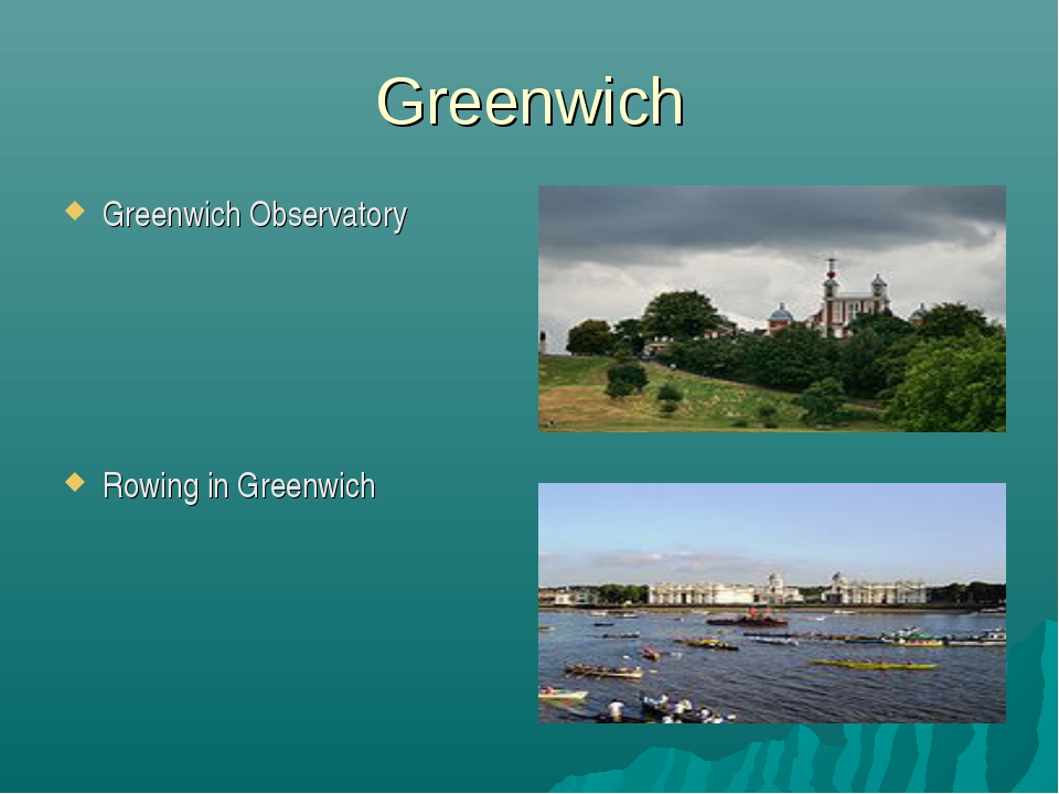 Greenwich Greenwich Observatory Rowing in Greenwich