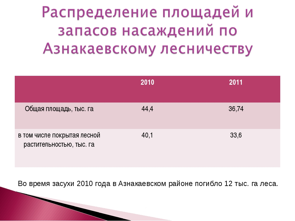 Во время засухи 2010 года в Азнакаевском районе погибло 12 тыс. га леса. 201...