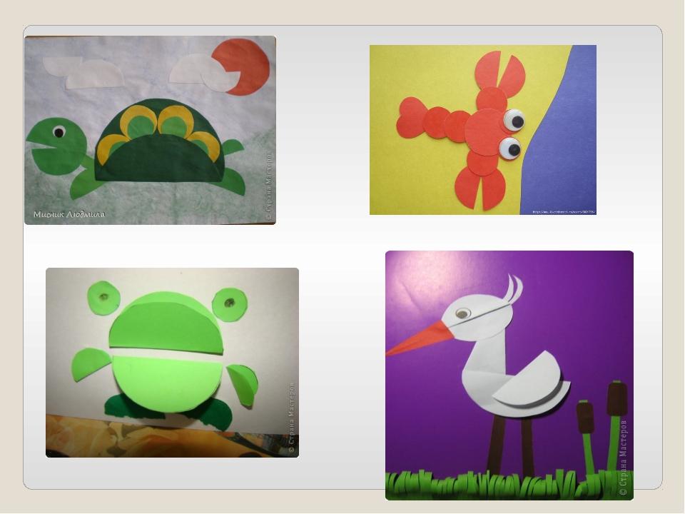 Картинки по технологии 3 класс аппликация из бумаги, открытки дню