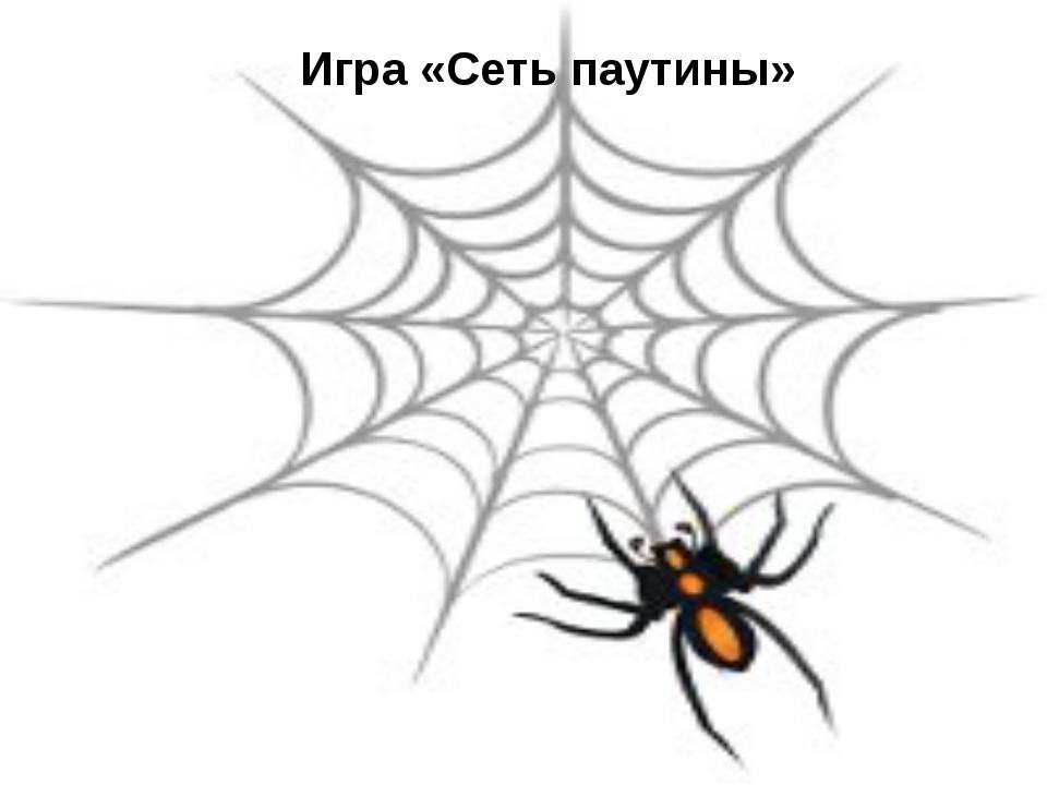 Игра «Сеть паутины»