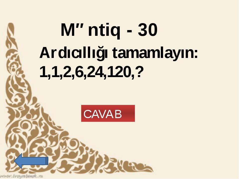 Biologiya - 40 1. Canlılar aləmi neçə qrupa bölünür?