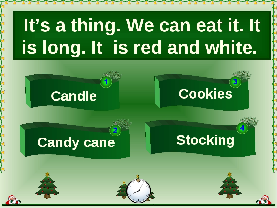 It's a thing. We can eat it. It is long. It is red and white. Candy cane Stoc...