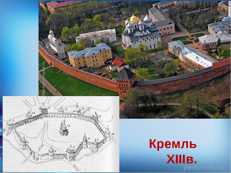 Кремль XIIIв.