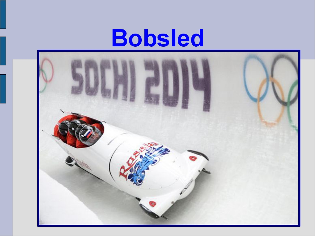 Bobsled