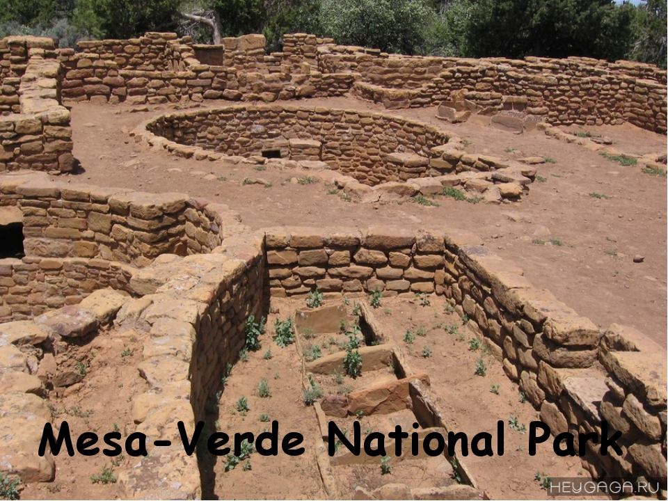 Mesa-Verde National Park