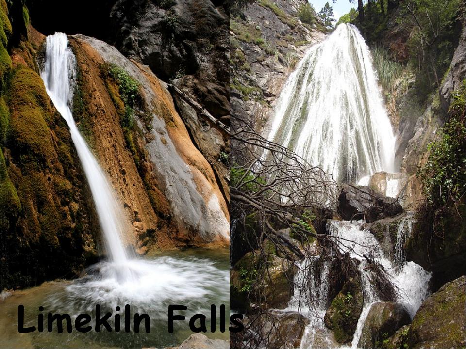 Limekiln Falls