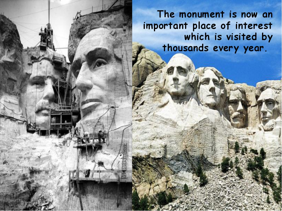 The monument is now an important place of interest which is visited by thousa...