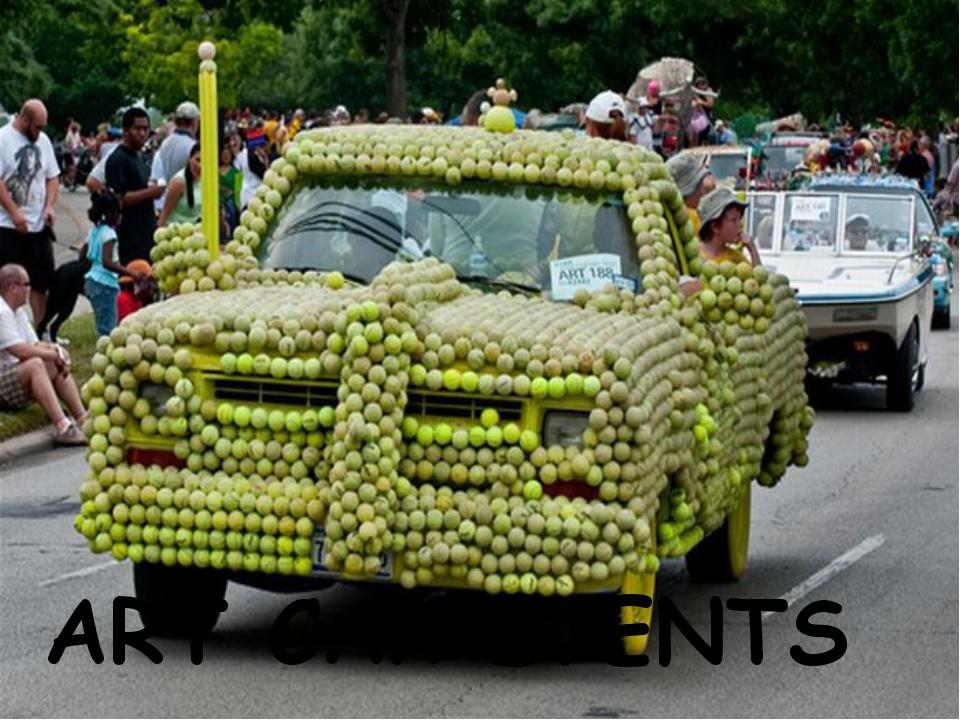 ART CAR EVENTS