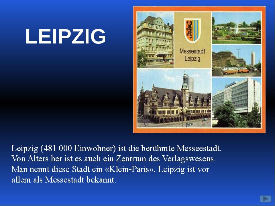 Hannover ist die Hauptstadt Niedersachsen. Diese Stadt ist seit dem 12 Jahrh...