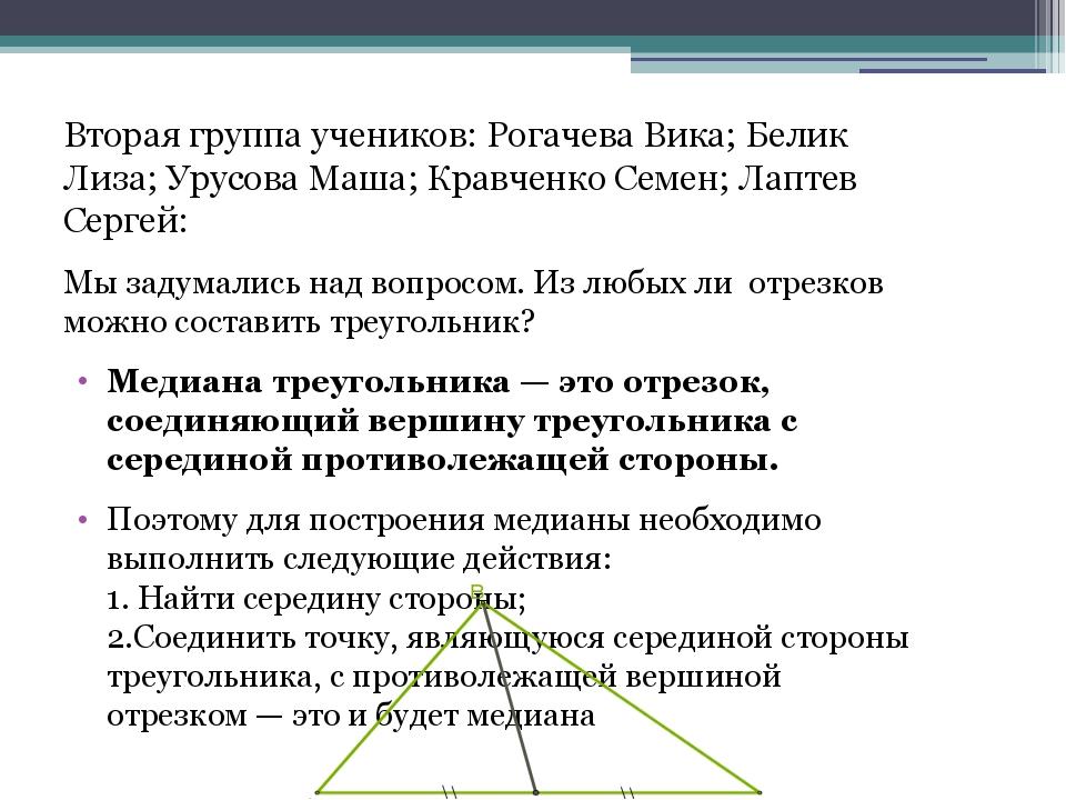 Вторая группа учеников: Рогачева Вика; Белик Лиза; Урусова Маша; Кравченко С...