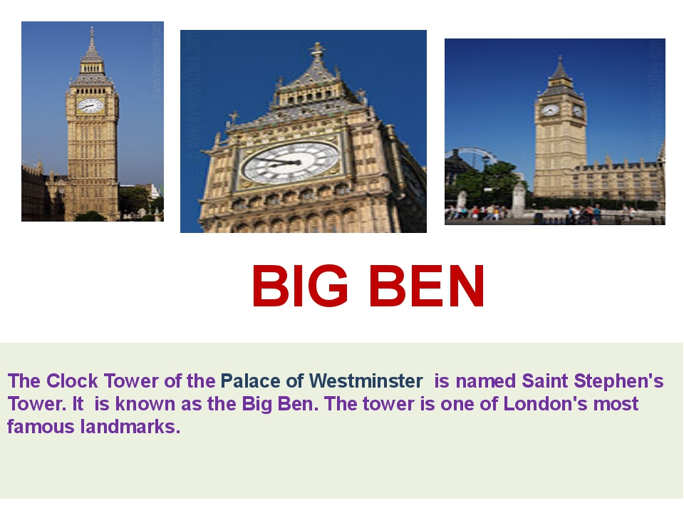 The Clock Tower of the Palace of Westminster is named Saint Stephen's Tower....