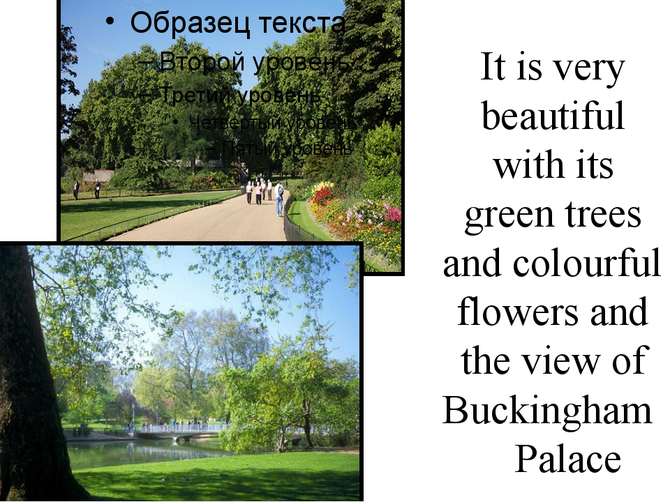 It is very beautiful with its green trees and colourful flowers and the view...