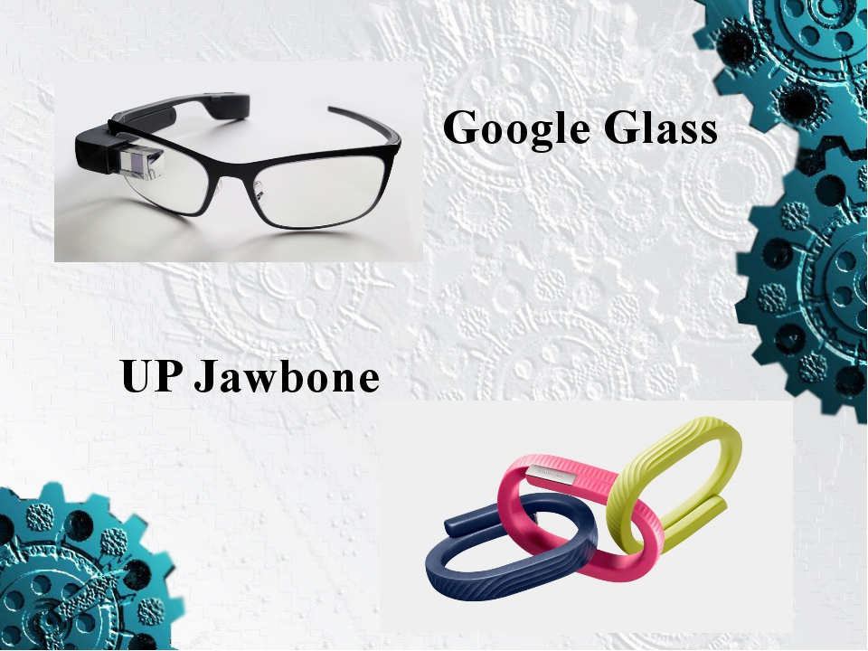 Google Glass UP Jawbone