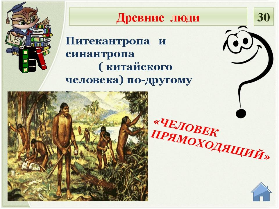 1 МИЛЛИОН ЛЕТ ТОМУ НАЗАД Первые люди на территории современного Казахстана по...