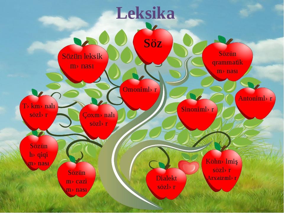 Leksika Mehriban İsmayılova