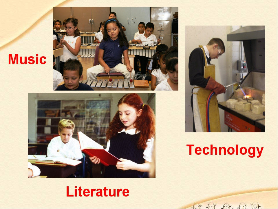 Music Literature Technology