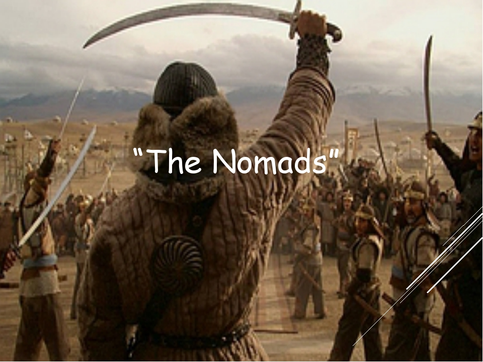 """The Nomads"""