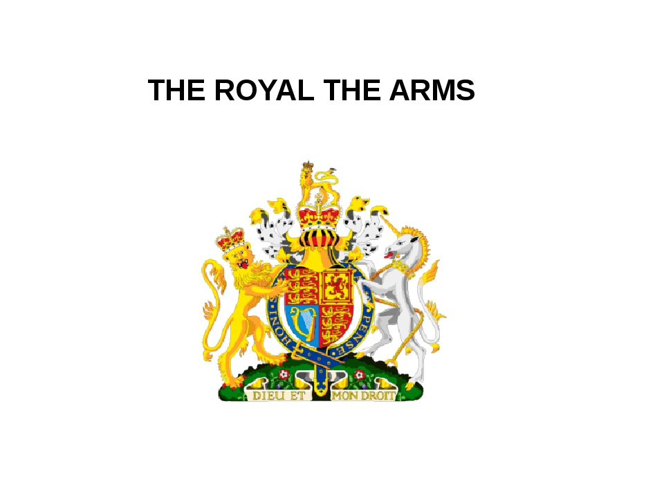 THE ROYAL THE ARMS
